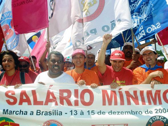 Novo Salário Mínimo 2011 – Valor e Data