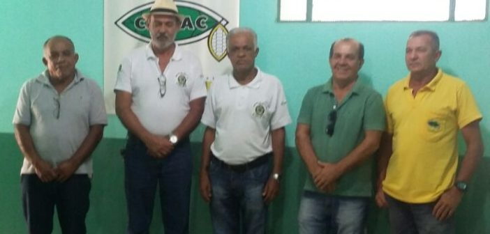 Em Itamarajú, desenvolvendo ação junto às Delegacias de Teixeira de Freitas e Eunápolis.