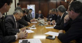 Blairo Maggi se reúne com secretários de Agricultura de 10 estados e do DF