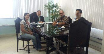 Presidente ATEFFA-BA visita Delegacia de Salvador