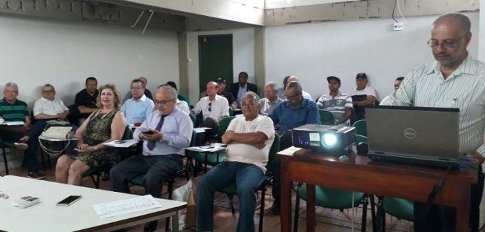 Assembleia de Prestação de Contas ATEFFA-BA